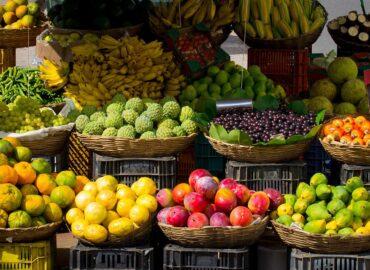 local fruit market