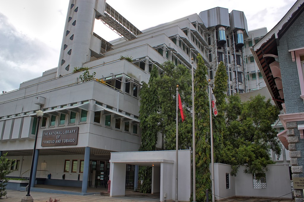 National Library Trinidad